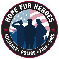Hope for Heroes logo