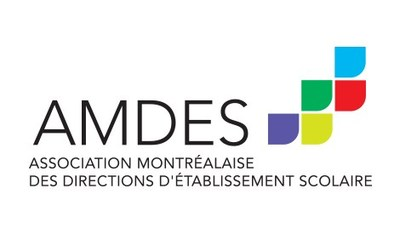 Logo : Association montréalaise des directions d'établissement scolaire (Groupe CNW/Association montréalaise des directions d'établissement scolaire)