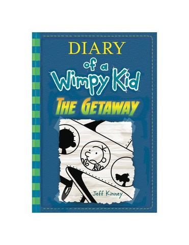 Cover Of New Diary Of A Wimpy Kid Book Revealed By Jeff Kinney To ...
