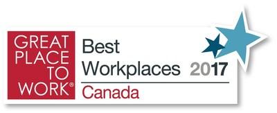 Corby célèbre sa 6e année consécutive au palmarès des 50 meilleurs lieux de travail au Canada. (Groupe CNW/Corby Spiritueux et vins Communications)