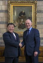 FEC Announces Northern Gateway Partnership