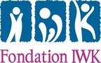 Logo : Fondation IWK (Groupe CNW/IWK)