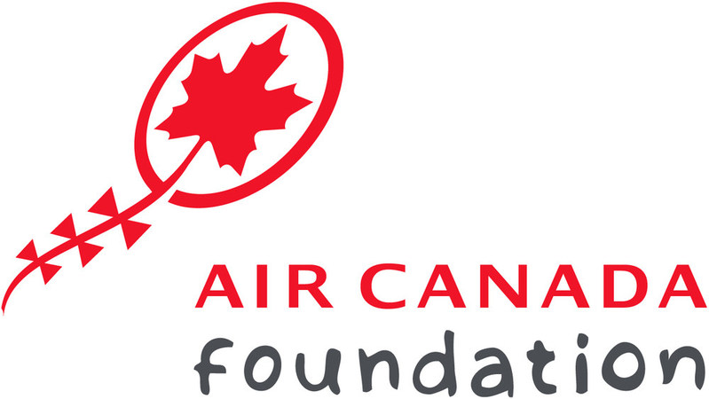 Logo: Air Canada Foundation (CNW Group/IWK)