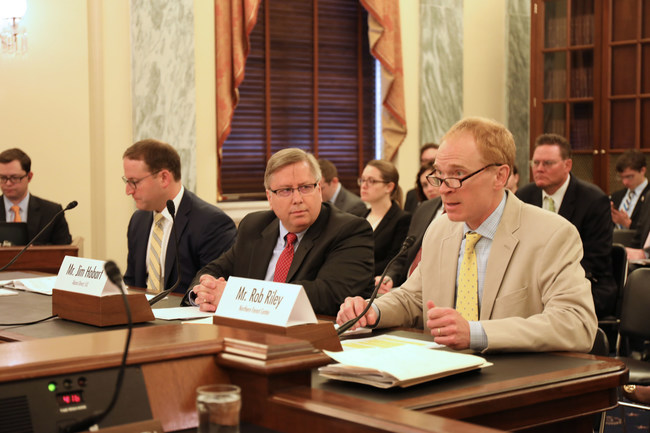 James Hobart of Alpaca Direct Testifies at US Senate Hearing on Small Business Challenges and Opportunities