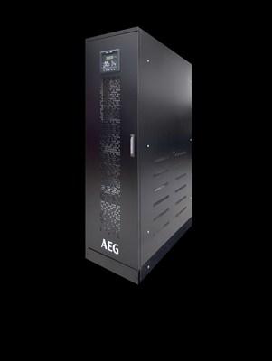 Protect Plus S500, flexible 3-phase UPS, 30-200 kVA by AEG Power Solutions (PRNewsfoto/AEG Power Solutions)
