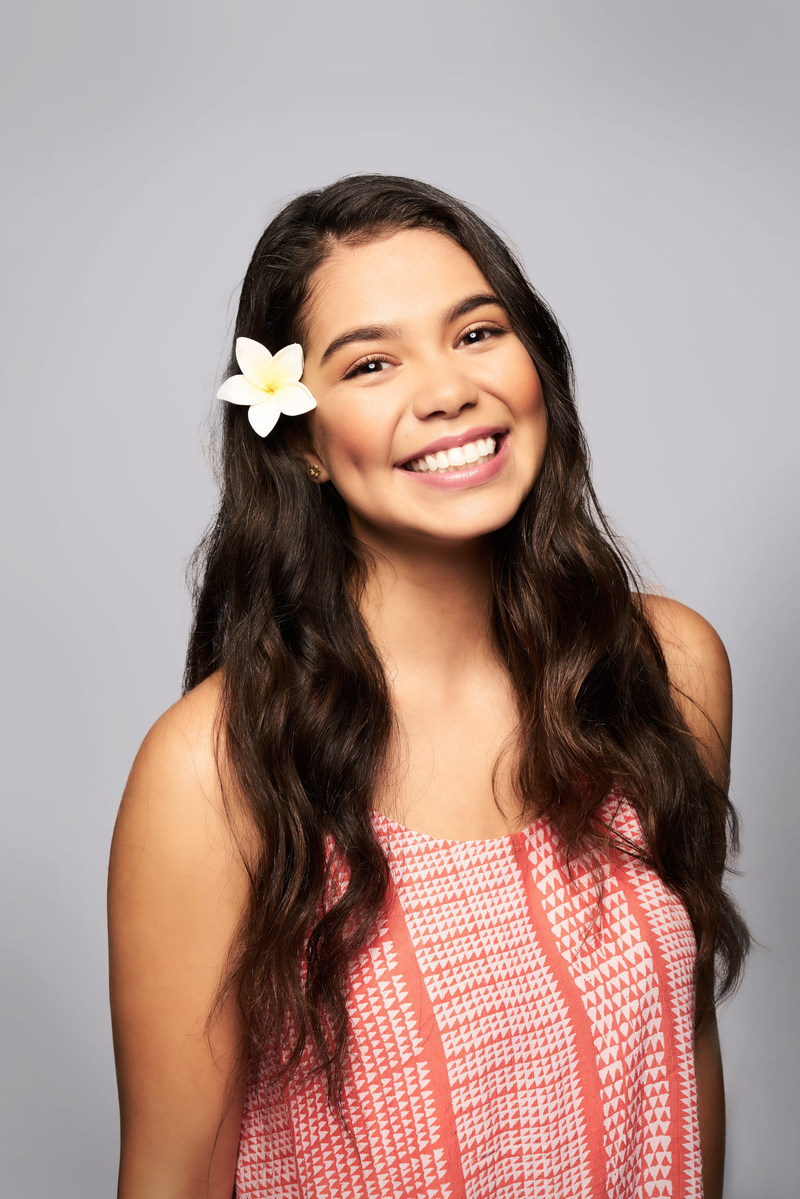 """The gifted actress and singer Auli'I Cravalho (MOANA) will open PBS' NATIONAL MEMORIAL DAY CONCERT with a special performance of the """"National Anthem.""""  The event is broadcast live from the West Lawn of the U.S. Capitol on PBS Sunday, May 28, 2017, from 8:00 to 9:30 pm."""