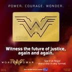 Justice For All With Your Wonder Woman Ultimate Ticket at Regal