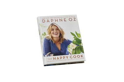 dressbarn Teams With HarperCollins To Create A Special Edition Of Daphne Oz's 'The Happy Cook'