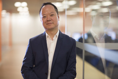 Raymond Luk, CEO, Hockeystick (Groupe CNW/The Lazaridis Institute)