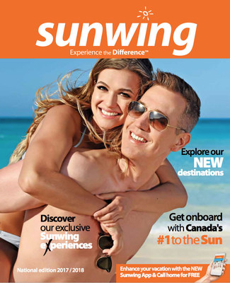 Sunwing Brochure (CNW Group/Sunwing Vacations Inc.)