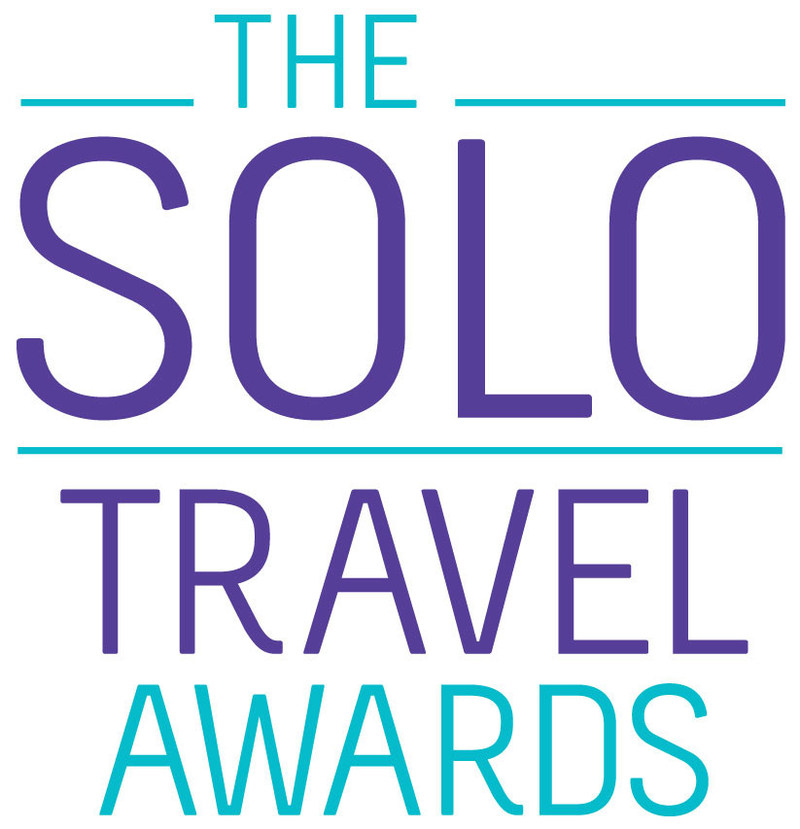 The logo of the Solo Travel Awards