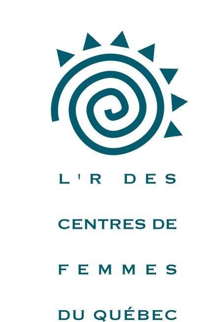 Logo : L'R des centres de femmes du Québec (CNW Group/L'R des centres de femmes du Québec)