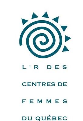 Logo : L'R des centres de femmes du Québec (Groupe CNW/L'R des centres de femmes du Québec)