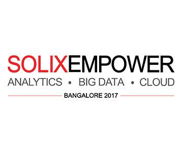 Solix EMPOWER Logo