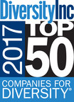 DiversityInc Announces 2017 Top 50 Companies for Diversity List