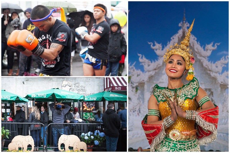 Songkran Thai New Year Festival, New York City