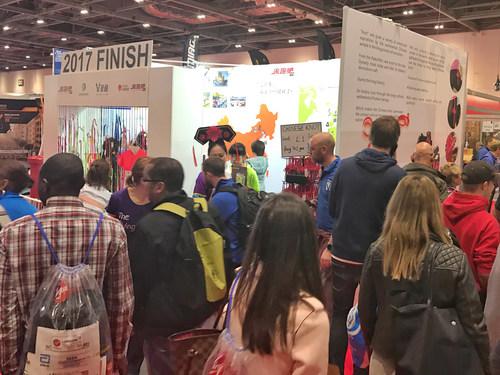 London Marathon Expo 2017