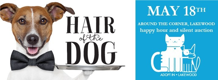 Citizens Committee for the Lakewood Animal Shelter Hosts 13th Annual Hair of the Dog Fundraiser