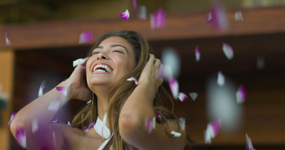 The Ritz-Carlton Residences, Waikiki Beach To Celebrate National Lei Day With Debut Of A New Signature Resort Experience - Sunset Flower Drop