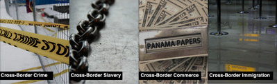 Cross-border investigative conference explores a range of public interest issues from an investigative mindset (CNW Group/Veritas - Advancing Journalism in the Public Interest)