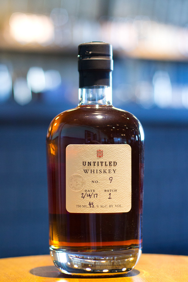 Untitled Whiskey #9 - Gold Medal
