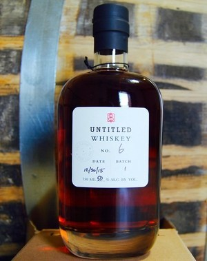 Untitled Whiskey #6 - Double Gold Medal