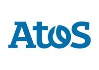 Atos Logo. (PRNewsFoto/Atos)