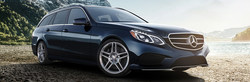 The 2016 Mercedes-Benz E-Class Wagon is among the models available at an incentive price during April at Loeber Motors.