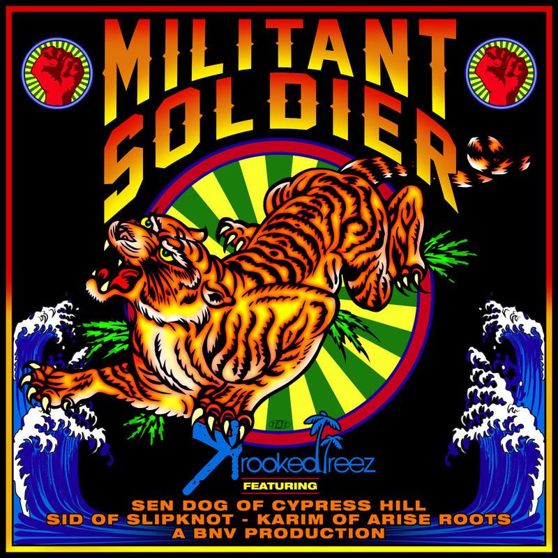 Militant Soldier