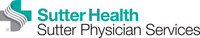 Sutter Physician Services logo (PRNewsfoto/Sutter Physician Services)