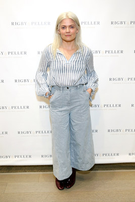 Kate Young celebrity stylist hosts Rigby & Peller's 3D Experience