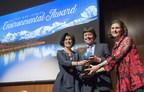 The Lady Bird Johnson Environmental Award Presented to Ken Burns