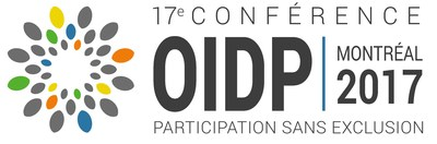 Logo : 17e conférence de l'Observatoire international de la démocratie participative (Groupe CNW/Office de consultation publique de Montréal)