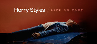 Harry Styles Live On Tour 2017 World Tour Dates Announced