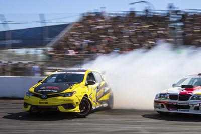 Le championnat Formula DRIFT de 2017 lance le coup d'envoi de la saison en désignant Nexen Tire à titre de son partenaire majeur officiel pour la deuxième année consécutive (PRNewsfoto/Nexen Tire)