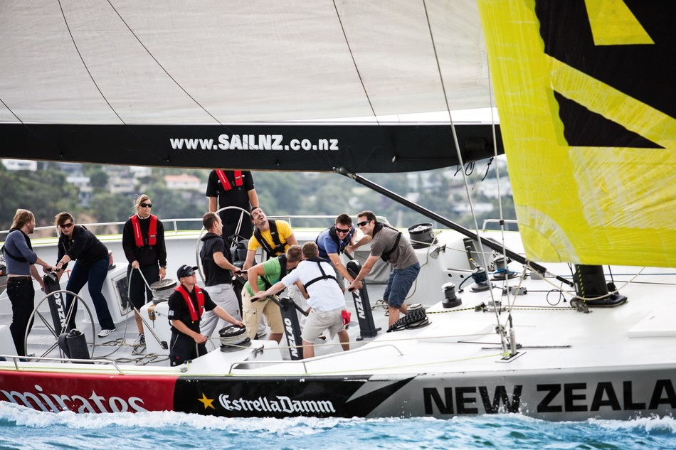 Auckland demonstrates strong sport innovation in yachting