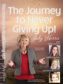 """The Journey to Never Giving Up"" challenges your mind and rewards your efforts with three books, ten riddles, forty plus gifts totaling over $20,000.  Get your copy today at Amazon.com"