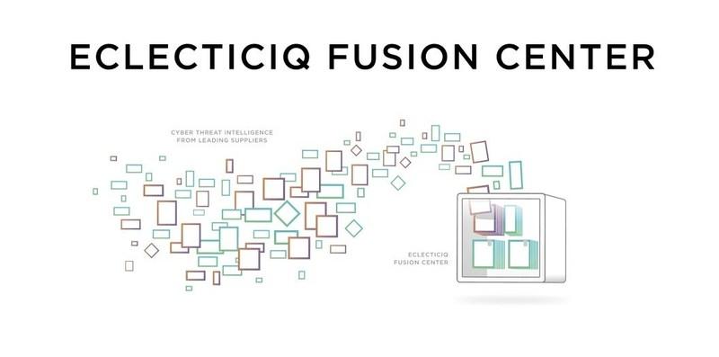 EclecticIQ simplifies threat intelligence with Fusion Center launch (PRNewsfoto/EclecticIQ)