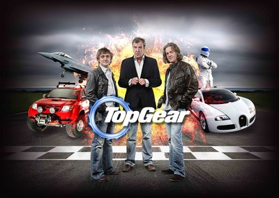 HITN Makes History by Bringing 'Top Gear' to US Hispanic Television