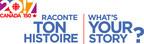 RACONTE TON HISTOIRE (Groupe CNW/CBC/Radio-Canada)