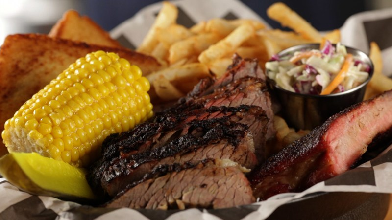 RibCrib serves slow, hickory-smoked meats, righteous ribs, and homestyle sides.