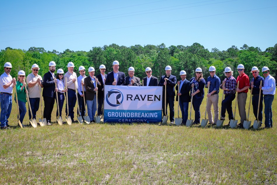 (PRNewsfoto/Raven Holding Company, LLC)