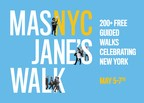 200+ Free NYC Walking Tours for Jane's Walk Weekend