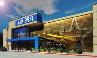 Nationwide growth continues at Main Event Entertainment with expansion to Laredo, Texas.