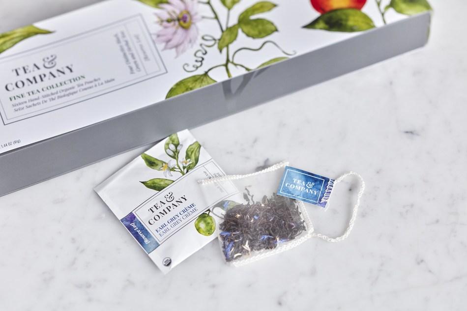 Mighty Leaf Tea Launches Tea & Company