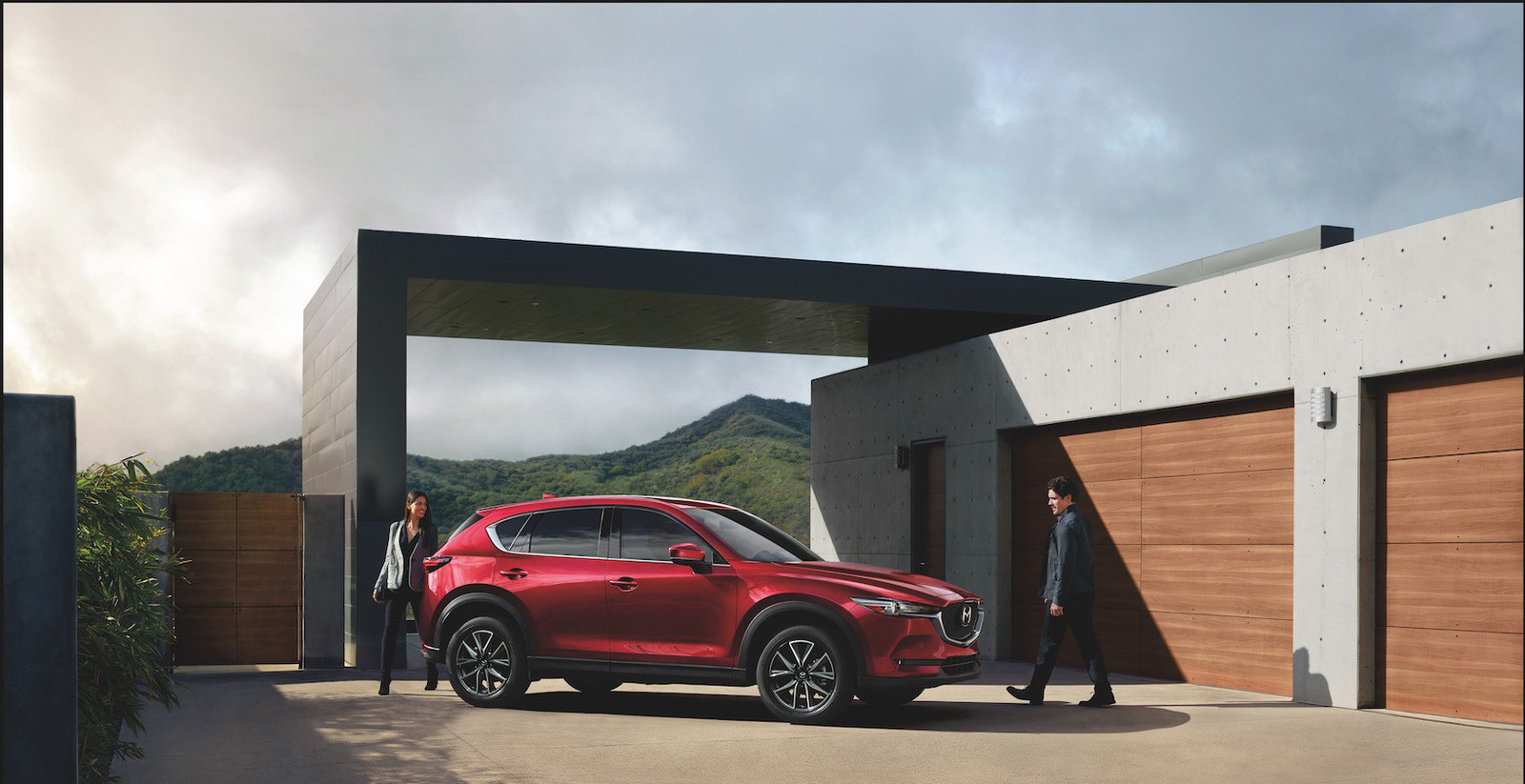 mazda sets out on cross country road trip with all new 2017 mazda cx 5 test drive experience autoz. Black Bedroom Furniture Sets. Home Design Ideas