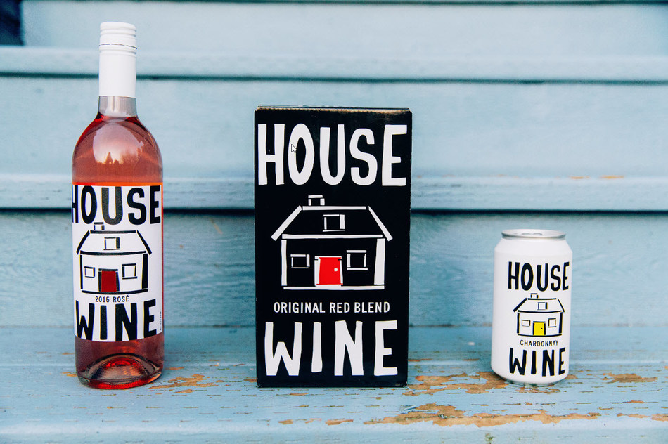 Heck yes you can! House Wine always pushes boundaries and now you can, too. House Wine is now available in bottle, box or can for your next adventure.