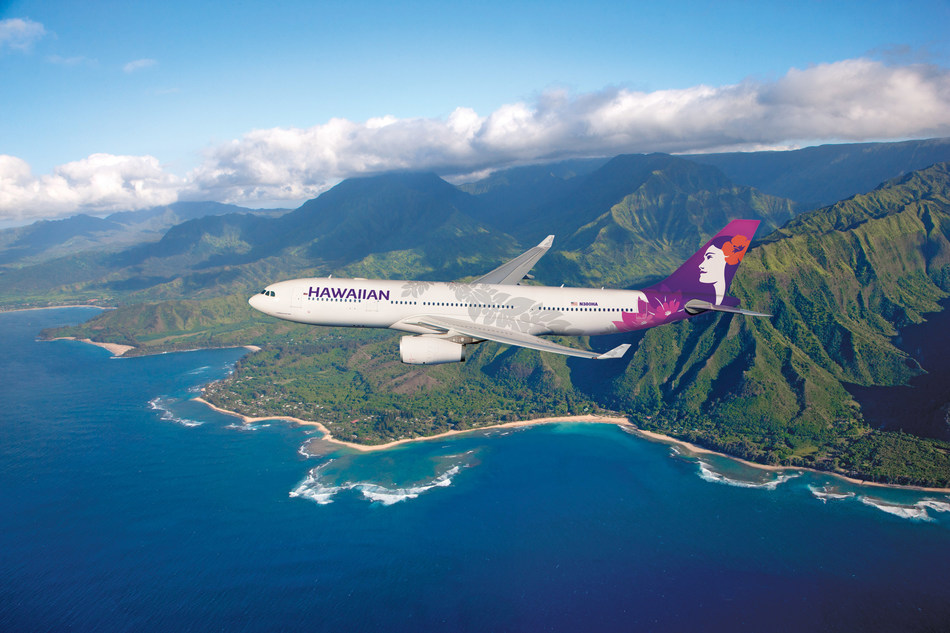 Αποτέλεσμα εικόνας για Hawaiian Airlines Unveils New Brand and Livery
