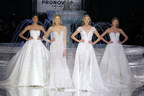 Pronovias Presents the Atelier Pronovias 2018 Collection (PRNewsfoto/Pronovias)