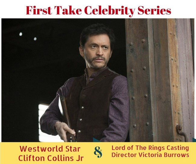 Picture of Clifton Collins Jr on Westworld